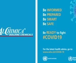 ALCHIMICA actions against Coronavirus